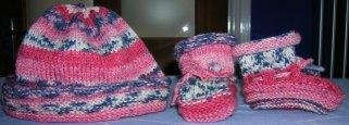 Pinkhatbooties